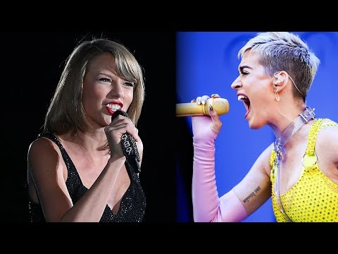 Katy Perry & Taylor Swift PLANNING To Perform Together At The MTV Video Music Awards!?