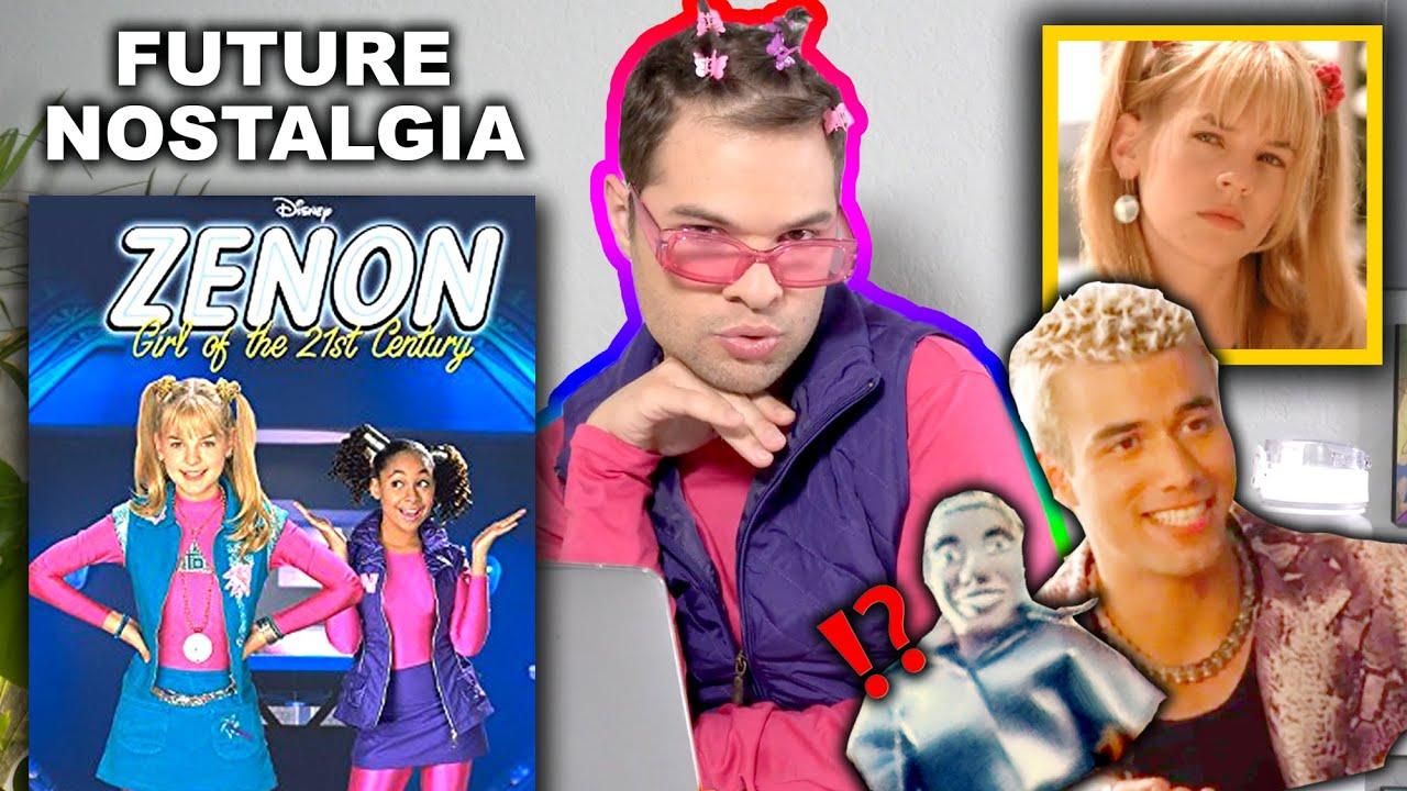 Disney's Low Budget Future Fantasy (Zenon: Girl of the 21st Century)