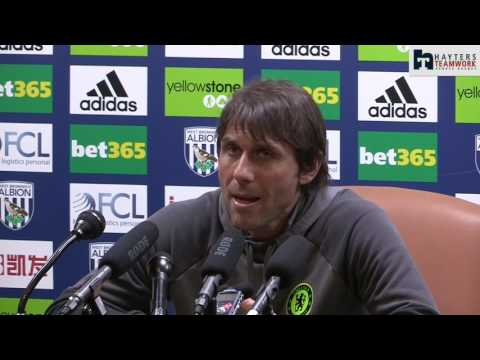 Hilarious! Conte abducted from Chelsea press conference