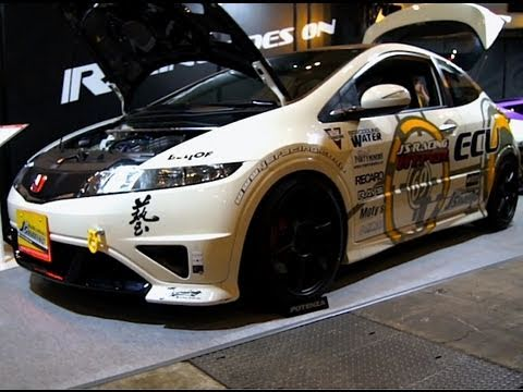 J's Racing Civic Type-R Euro (FN2)