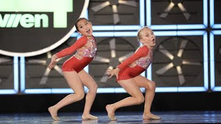Everleigh Soutas and Khloe Kwon duo - BLOW