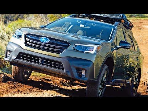 2020 Subaru Outback – Design, Interior, Driving