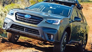2020 Subaru Outback – Design, Interior, Driving