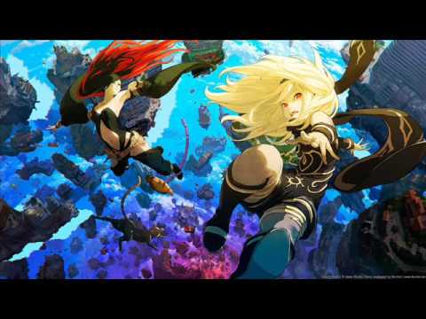 Gravity Rush 2: A red apple fell from the sky