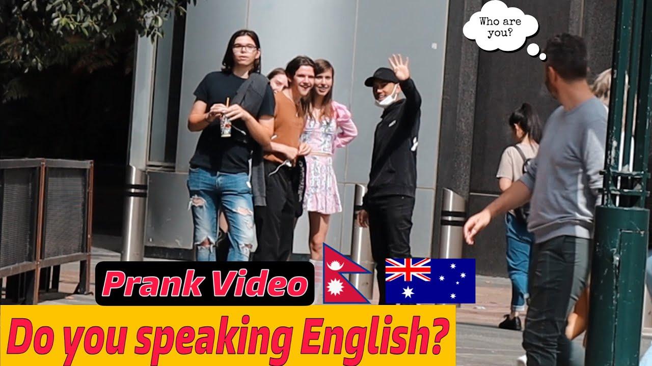 Do you Speaking English ? Part 2 | Nepali Prank/Epic reaction | Sandip Karki