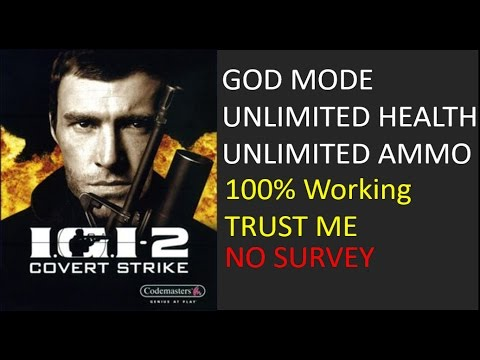 igi 2 covert strike cheats codes for pc free download