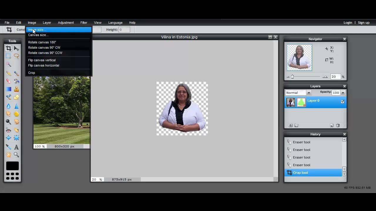 Pixlr Layer Masks Youtube