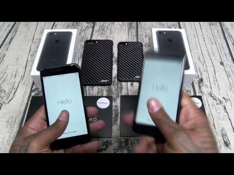 SCF Shatterproof iPhone 7/ 7 Plus Screen Protector VS Hammer - Real or Fake?