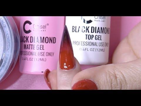 Quick Tutorial: #Ombre1NotNhac: Gel Polish With Tammy Le