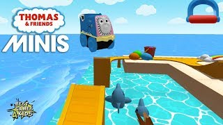 AQUATIC SHARK SPENCER Adventures in THE LAVISH LAGOON   Thomas & Friends Minis #151 By Budge Studios