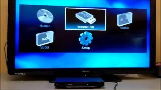Philips BDP2900/F7 Bluray Player
