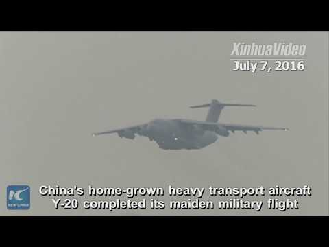Amphibious AG600 joins China's homemade large aircraft family