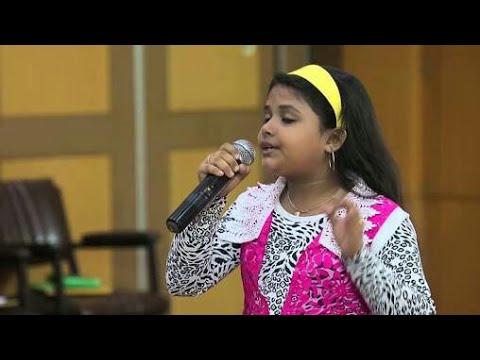 Tu shayar hai in a sweet voice of Riya...