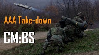 Video Combat Mission: Black Sea - AAA Take-down download MP3, 3GP, MP4, WEBM, AVI, FLV November 2017