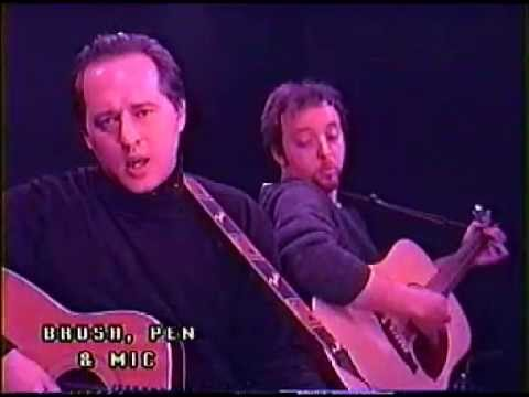 """""""Hallelujah"""" (by Leonard Cohen): Gavin Parker with George Stass (on NYC cable TV)"""