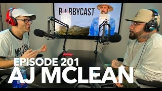 Download BobbyCast - #201 - AJ McLean on Will Backstreet Boys Ever Win A Grammy Mp3 and Videos
