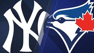 Tanaka's strong start leads Yankees to win: 3/30/18