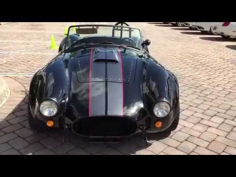 Coyote 5 0L V8 Roush Supercharged Cobra - Revving - Walking Around - Engine  Bay