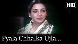 Pyala Chhalka Ujla Darpan (HD) | Sparsh Songs | Naseeruddin Shah | Shabana Azmi | Filmigaane