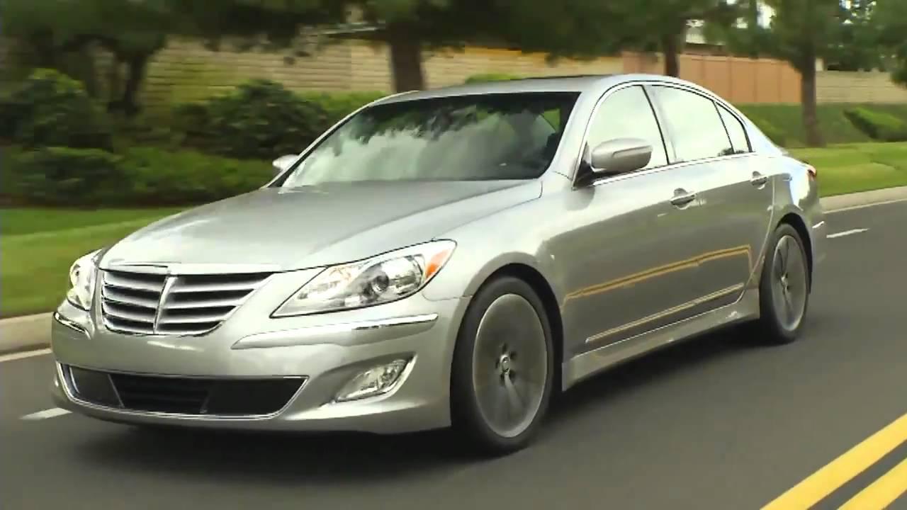 2012 Hyundai Genesis 5.0L R Spec (Most Powerful V8 By Hyundai)   YouTube