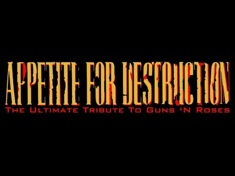 "Appetite For Destruction – ""KNOCKIN' ON HEAVEN'S DOOR"" – Live @ Throttle Fest 2015"