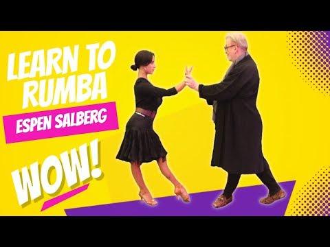 Espen Salberg   How To Dance   Ballroom Latin   Rumba Routine