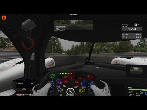 Assetto Corsa - Veo Le Mans, Quiero Le Mans (2da Parte)