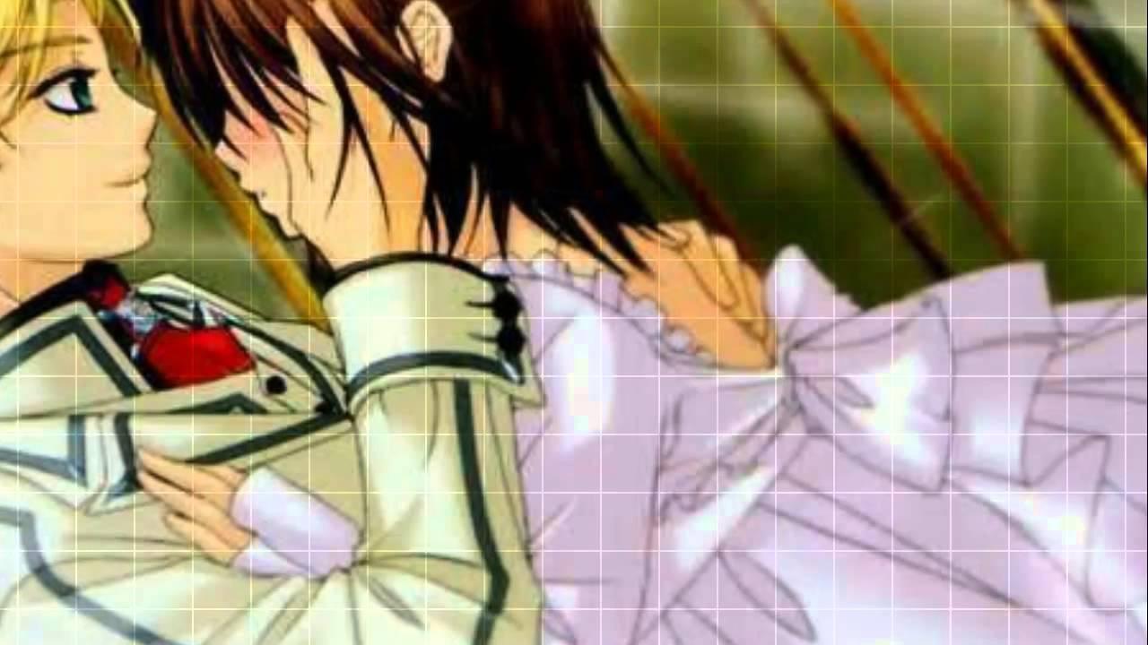 Vampire knight aidou and yuki