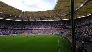 Hamburg vs Hannover / Sonny Kittel TOR 1:0