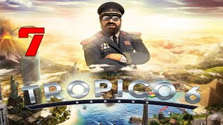 """Tropico 6 """"Beta"""" GamePlay - Part 7 Tourism And Hotels"""