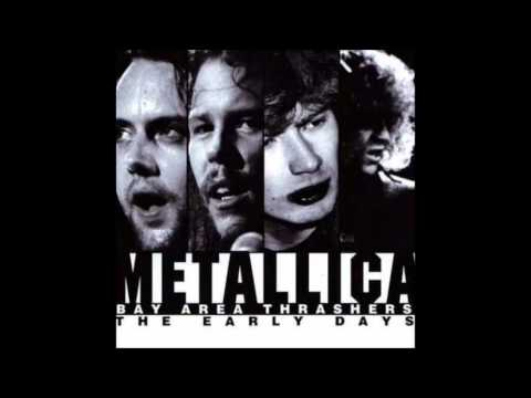 Metallica bay area Thrashers - Hit The Lights