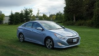 Hyundai Sonata Hybrid 2012 Videos