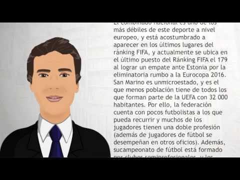 Selección de fútbol de San Marino - Wiki Videos