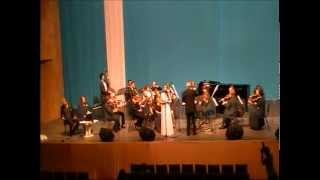 �������� ���� Шикарный голос!!! Царскосельская статуя Yulia Guseva ������