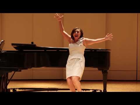 Sydney Rae Blosch Senior Recital