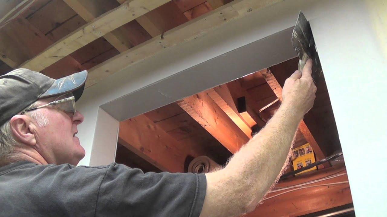 DIY Basement Bathroom Part 13 - Installing Sliding Door ...