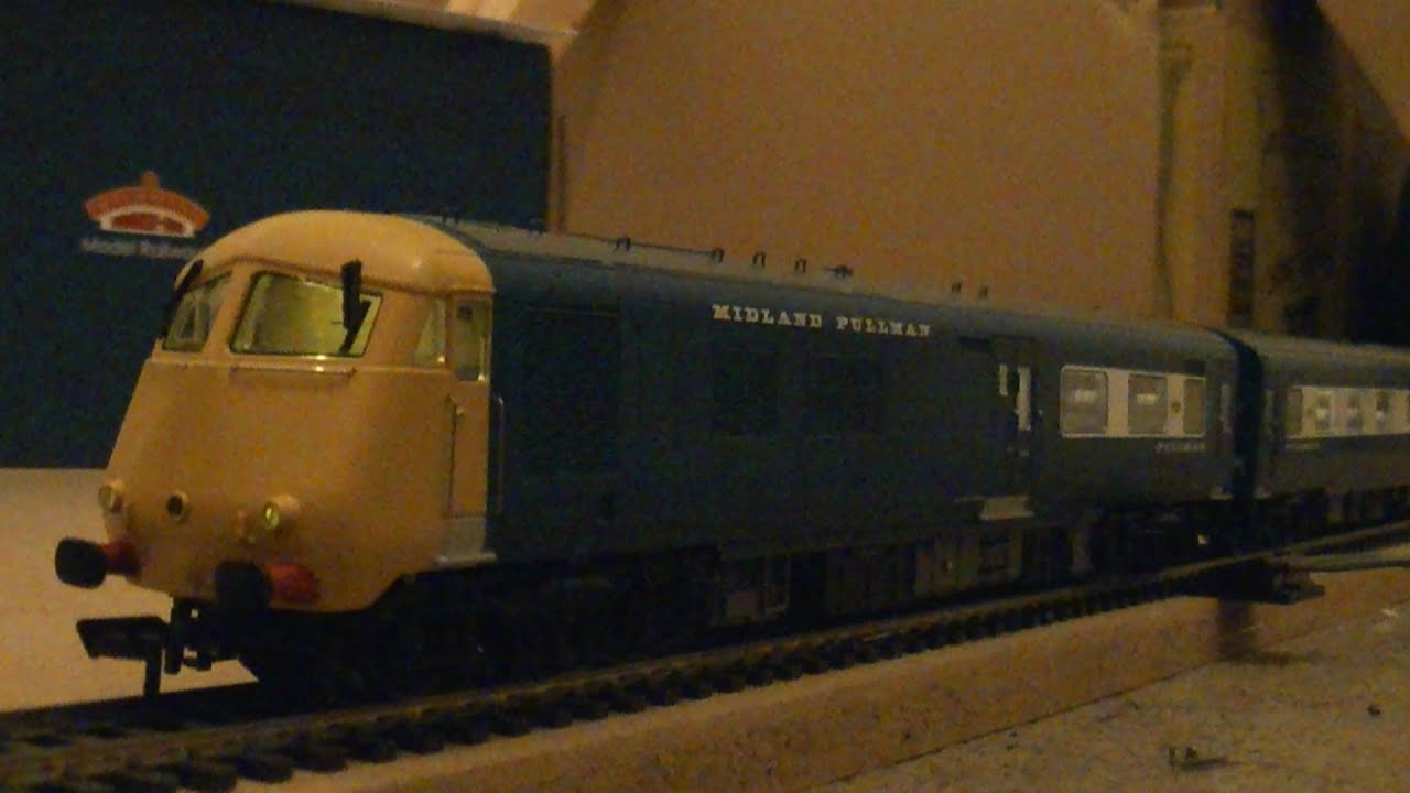 Midland Blue Pullman Collectors Edition Train Pack 1st review
