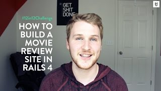 How To Build A Movie Review App in Rails 4