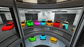 Every Car In The Game Garage Tour.. (GTA 5 )