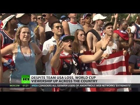 World Cup hooks Americans on soccer