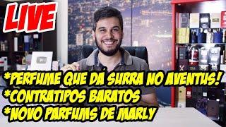 PERFUME TURCO QUE DEIXA CREED AVENTUS COMENDO POEIRA E FALO AINDA DO NOVO KALAN DE PARFUMS DE MARLY