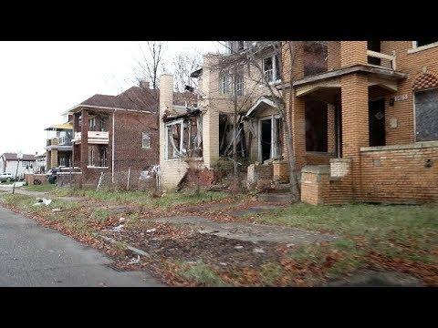 Detroit West Side Hood Drive Youtube