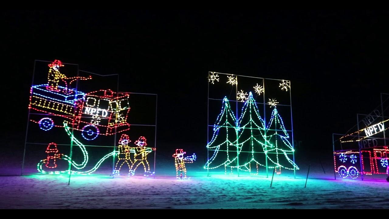 Drive Through Christmas Lights Near Me.Gift Of Lights Bingemans