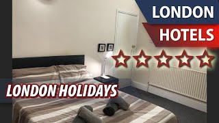 London Holidays Review Hotel in London Great Britain