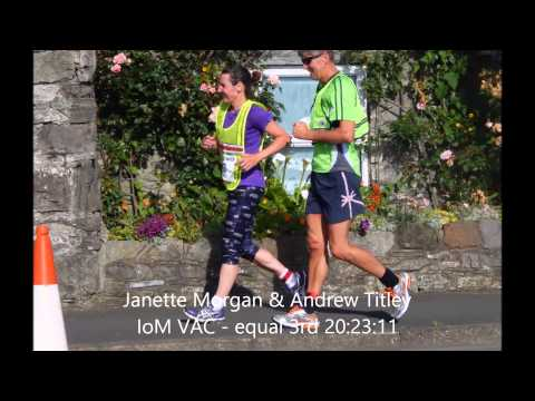 Tower Insurance Open 100 Miles - Isle Of Man 15th August 2015