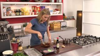 Tasty Char Sui Pork Fillet Cooked By Everyday Gourmet Chef Justine Schofield
