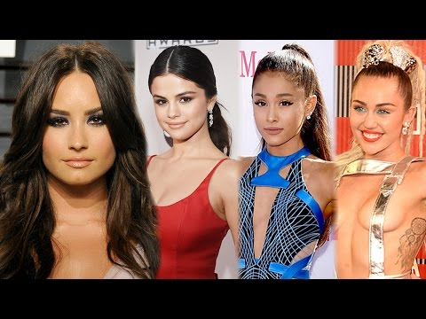 5 Celebs Shaded By Demi Lovato