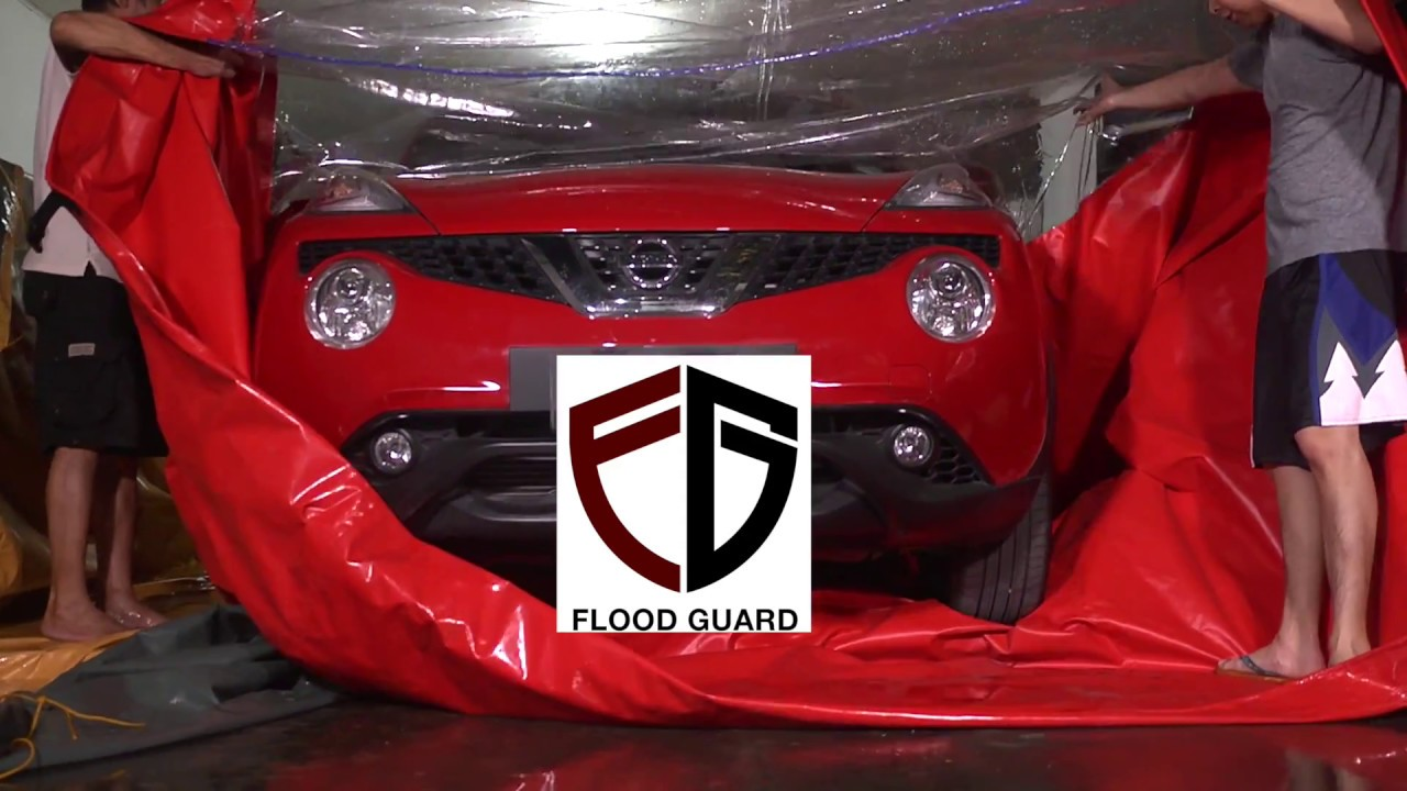 Car Bag Cover For Flood