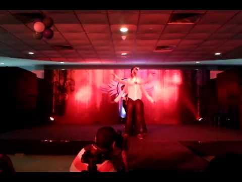 debonair dancers (dance group) performance.. cognizant chennai 2014