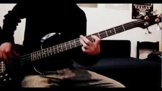 Deftones - 7 Words (Bass cover)